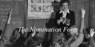 The nomination form